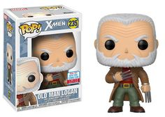 NYCC 2017 Exclusives: Marvel! | Funko Pop! Marvel: Old Man Logan