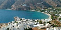Variety Cruises: Greek Islands: You'll spend a full day exploring Amorgos' whitewashed houses and 9th-century monastery.