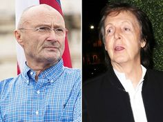 Phil Collins Reveals 14-Year Feud With Paul McCartney: 'You F--k'