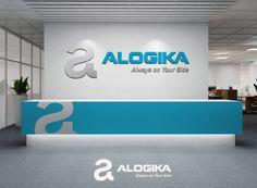 Information Technology logo design