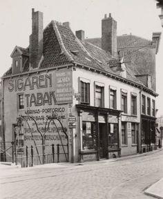 begin Langestraat, Amersfoort.