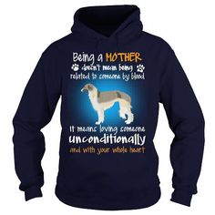 Borzoi Being A Mother Borzoi Dog T-Shirts, Hoodies ==►► Click Image to Shopping NOW!