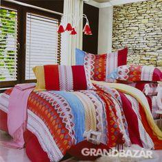 7 részes csíkos mintás ágyneműhuzat garnitúra franciaágyra (204) Bed, Furniture, Home Decor, Baby Girl Nurserys, Decoration Home, Stream Bed, Room Decor, Home Furnishings, Beds