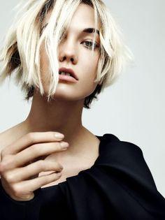 칼리 클로스 Karlie Kloss / Karlie's Couture -Interview Magazine