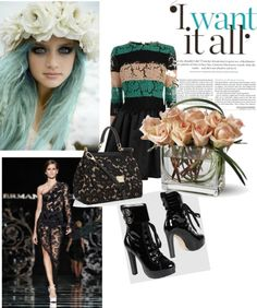 """""""I WANT IT ALL...."""" by story755 ❤ liked on Polyvore"""