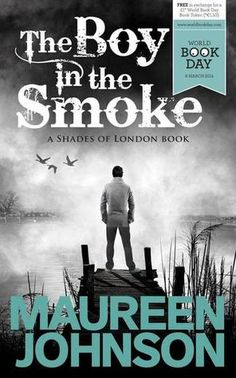 The Boy in the Smoke - Maureen Johnson, https://www.goodreads.com/book/show/18811623-the-boy-in-the-smoke?ac=1; currently being posted for free to Wattpad