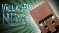 Villager News (Minecraft Animation) I love it! Don't think it has any bad stuff in it. Minecraft Video Games, Minecraft Tutorial, How To Play Minecraft, Minecraft Comics, Minecraft Funny, Minecraft Stuff, Minecraft Creations, Best Youtubers, Legos