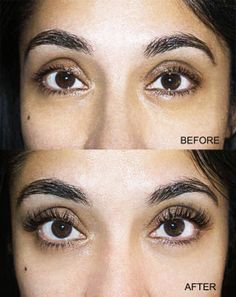 Semi-Permanent Eyelash Extensions #minkeyelashextensions  #minkeyelash #eyelash
