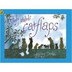 Slinky Malinki Catflaps - Lynley Dodd [Purchased - with Mum]