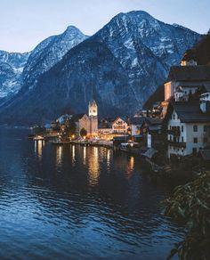 Hallstatt, Austria' by Juampi*