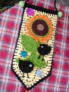 Love this - so creative - includes pattern