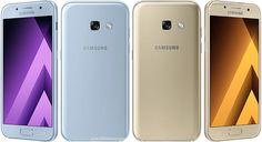 Samsung Galaxy A3 2017 Firmware-Update [A320FLXXU1AQF2] [VD2] [6.0.1]