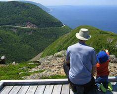 Skyline Trail, Cape Breton Highlands National Park
