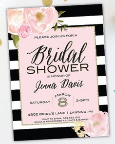 Afternoon, lovelies! For those of you planning a shower at the moment, one of the details that can really be a pain in the pachanga (unless you're actually a designer) is the invitations. The…