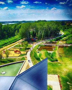 Notch  This view you can see from tower of ecological center on Poroszlo next to the lake which is called Tisza tó.  #hungary #poroszlo #tiszato #travel #travellife #travellovers #travelingram #travelling #travelphotography #traveller #travellers #destination #view #landscape #nature #natureperfection #naturebeauty #nature_perfection #naturelovers #naturephotography #rural #village #lake #eco #ecological by devenyiistvan