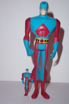 justice league unlimited ATOM ryan choi dc universe mattel mattel jlu dc universe animated action figure for sale in online toy store to buy