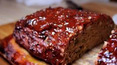 Barbeque Meatloaf Weight Watchers