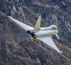 Eurofighter EF-2000 FGR4 Typhoon - Royal Air Force