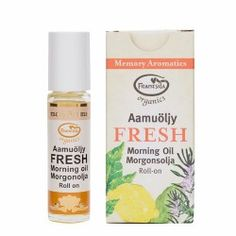 Frantsila AAMUÖLJY, FRESH 10ml