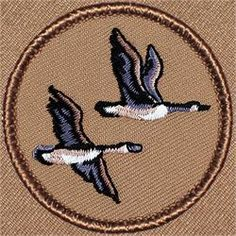 Geese Patrol Patch (#453)