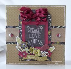 Craftwork Cards Blog: Tis The Season by Emma Williams