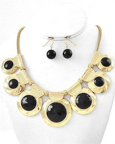 So chic! City Chic Necklace Set $30 only at SignatureStyle365.com!