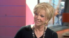 How Joan Lunden makes her wig look so natural during chemo