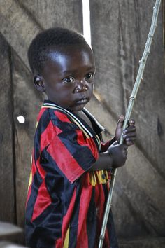 Child from Congo♥ I know Elijah here in China and he is from the Congo, this makes me think of him :)
