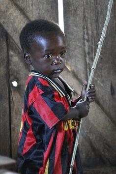 Precious Child from Congo