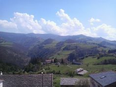 Preciosa imagen realizada hoy desde Doiras (Boal) en Asturias