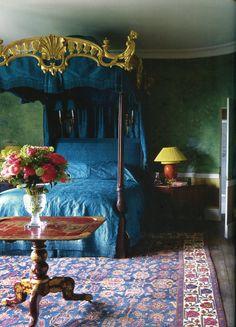 The World of Interiors, October 2014. Photo - Simon Upton