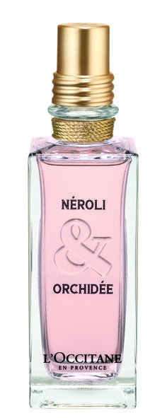 "L`Occitane en Provence ""Néroli & Orchidée"" Eau de Toilette for women."