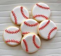 #baseball #cookies I #baking I #sports