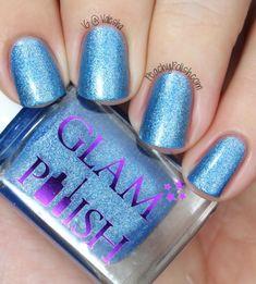 """Glam Polish """"Silvermist"""""""