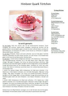 e0dad89b2af1f Himbeer Quark Torte Himbeer Quark Torte