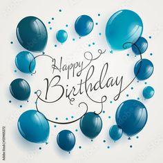 Happy Birthday Ballons, Birthday Wishes Greeting Cards, Happy Birthday Niece, Happy Birthday Wishes Photos, Beautiful Birthday Cards, Happy Birthday Celebration, Birthday Cheers, Happy Birthday Wishes Cards, Happy Birthday Flower