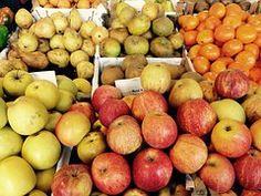 Apple, Market, Vitamins, Fruit