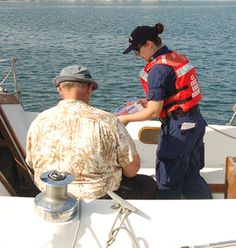 US Coast Guard Auxilary
