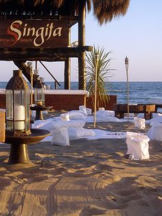 Singita Miracle Beach, Italy