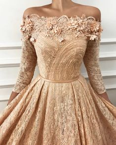 Fragrant Mirage Teuta Matoshi Gown - Details – Baby pink color – Handmade embroidered tulle fabric – Handmade embroidered flowers – Ball-gown style – Party and Evening dress - Ball Dresses, Prom Dresses, Formal Dresses, Elegant Dresses, Pretty Dresses, Fashion Week, Ladies Fashion, Beautiful Gowns, Beautiful Beautiful