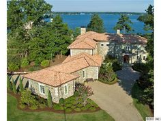 THE PENINSULA HOMES FOR SALE on LAKE NORMAN WATERFRONT in CORNELIUS, NC