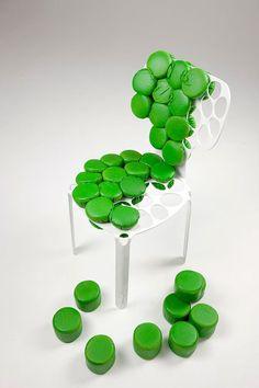 Innovative bOne Chair | JDF Raum und Kunst