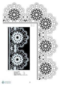 Raizame do encaixe galego - Mary Moya - Picasa Web Albums Bobbin Lacemaking, Bobbin Lace Patterns, Pattern Books, Tatting, Embroidery, Crochet, Frame, Crafts, Albums