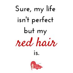 Happy March, redheads!