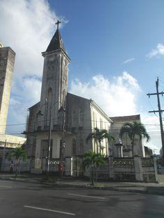 Igreja de Nossa Senhora das Mercês_João Pessoa_Brasil