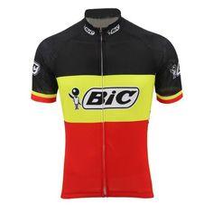 17e090fb4 Belgium cycling Jersey BIC replica. Anjou Velo VintageCycling JerseysJersey  ShirtChampionTour De FranceBelgiumColor ...