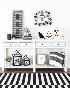 HGTV Halloween DIY Decorating