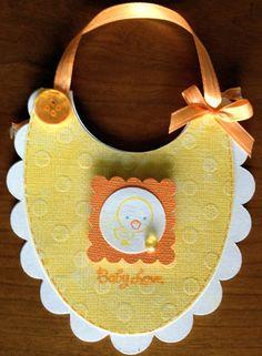 Baby Bib Card