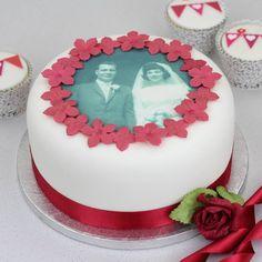 Wedding Anniversary Cake Kit