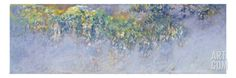 Wisteria, 1919-20 Giclee Print by Claude Monet at Art.com